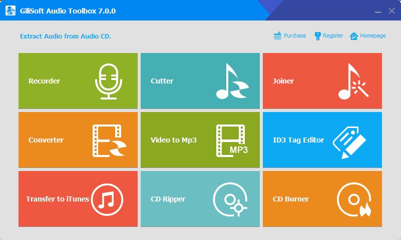 GiliSoft Audio Toolbox 8.5.8 full