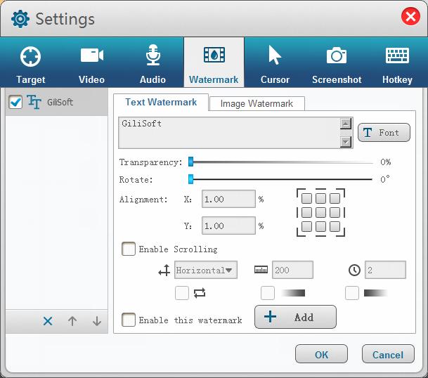 GiliSoft Video Recorder 10.4.0 full