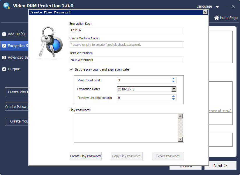 Freeware] Free Video DRM Protection | Add DRM Protection to Video